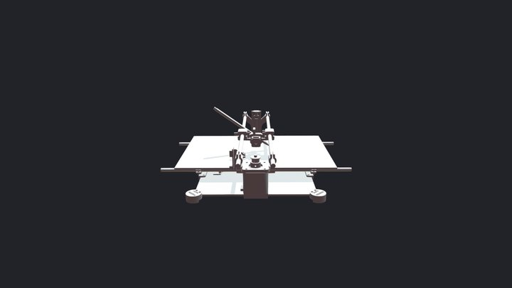 2Dpenter 3D Model