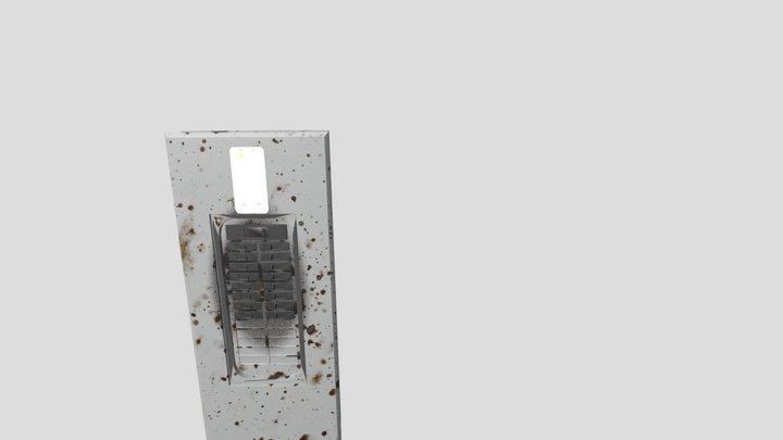 Breaker Box for #DementophobiaGame 3D Model