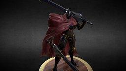 Momonga (Ainz Ooal Gown) 3D Model