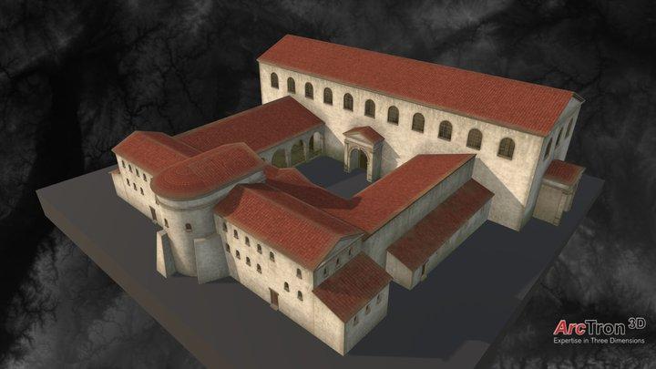 Principia Aalen (reconstruction) 3D Model