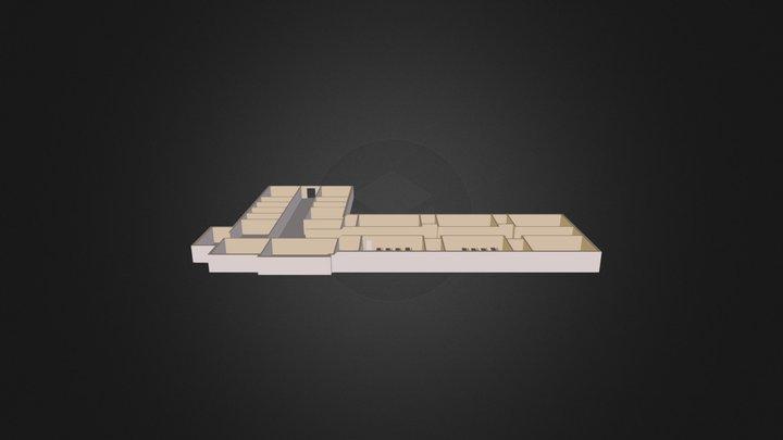 Szkola 3D Model