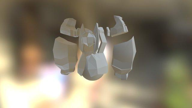 Golem New2 3D Model
