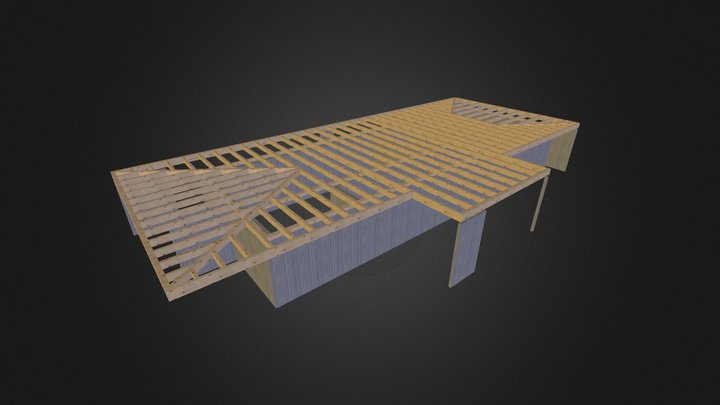 dachstuhl3d_6 3D Model