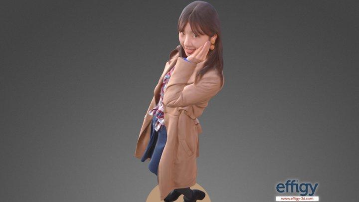 Shan 3D Model