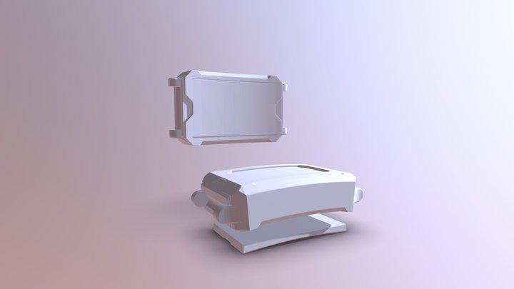 Reloj base 3D Model