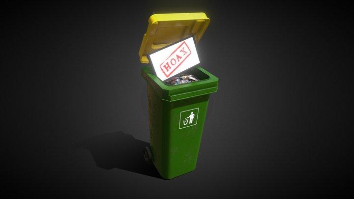 Garbage of Hoax 3D Model