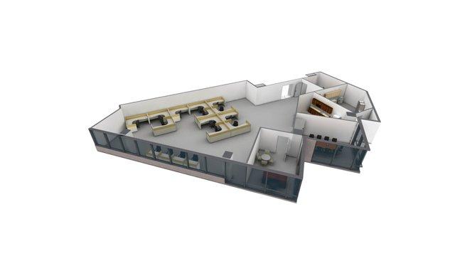 Suite125 3D Model
