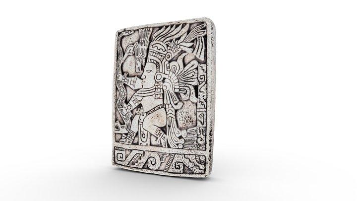 Quetzalcoatl reprezentation [replica] 3D Model