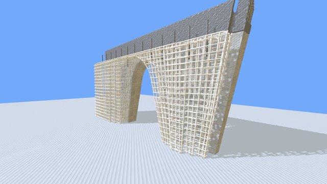 Rebar Example 3D Model