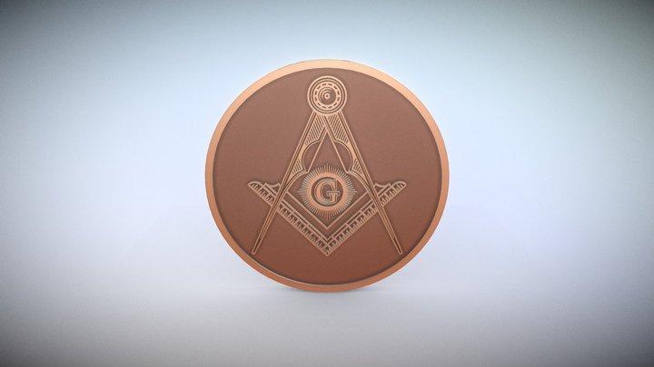 Masonico 3D Model