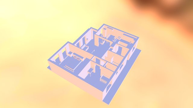 Our House 3D Model