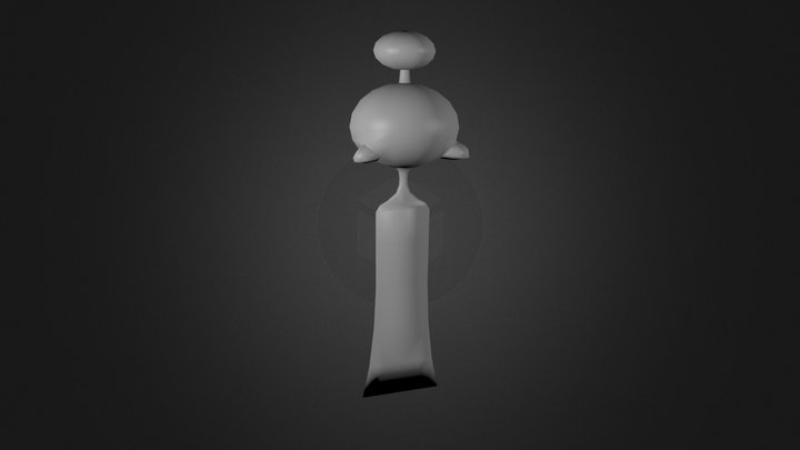 Untitledhh 3D Model