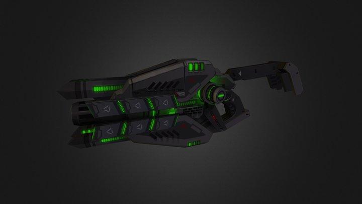 NS_Weapon_BFG_01.fbx 3D Model