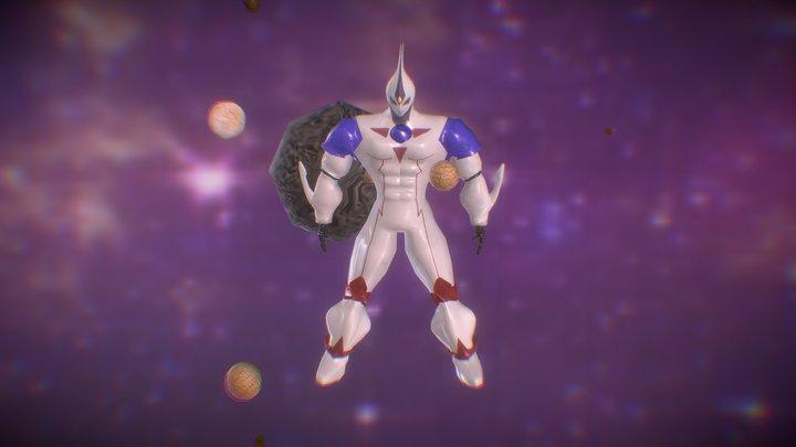 Heroe Elemental Neo 3D Model