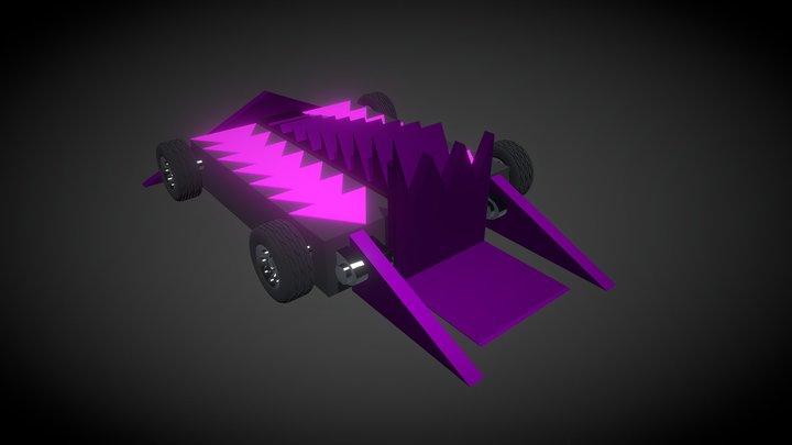 Valravn II 3D Model