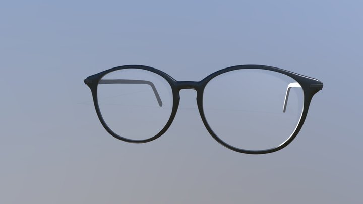 Eyewear (Specs) 3D Model