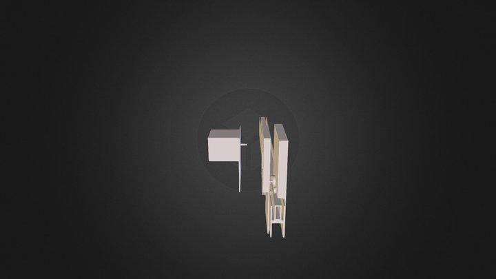 CNC6 3D Model