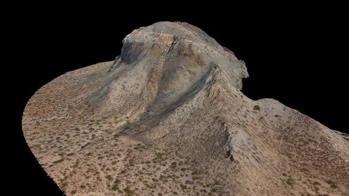 Rincón Chico 1 3D Model