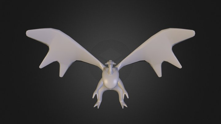 dragon-doll.zip 3D Model