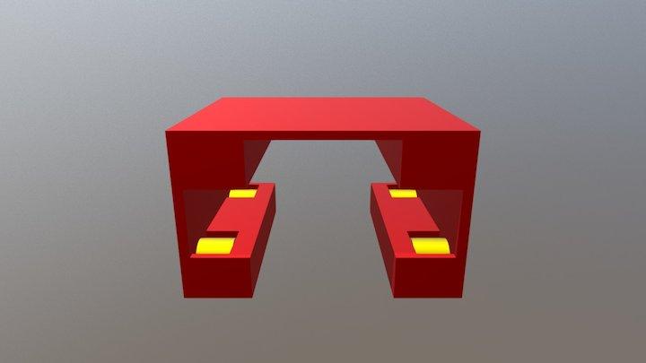 Outer Piece | Camera Slider 3D Model