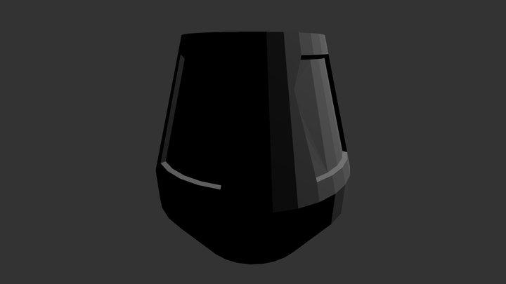 STOcapsule 3D Model