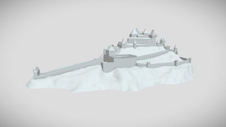 Skica01 3D Model