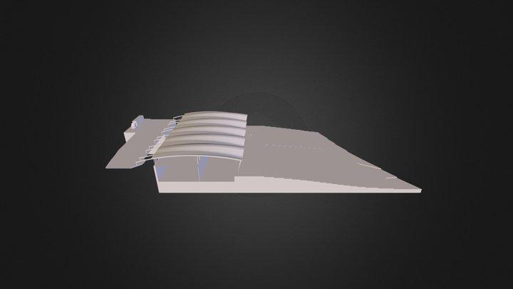 MDD 3D Model