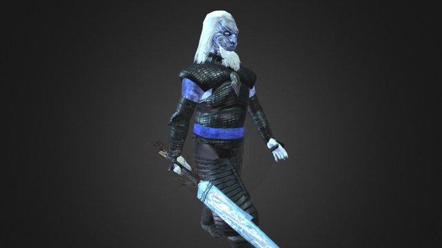 White Walker 3D Model