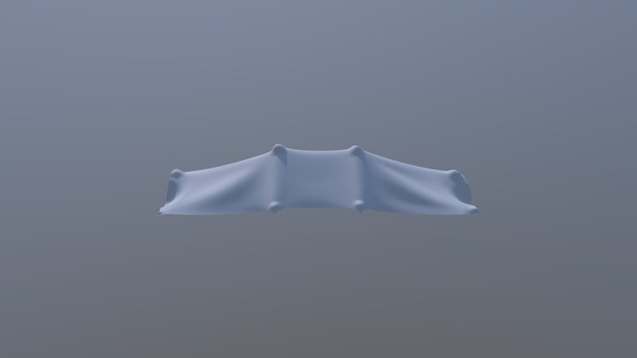 107 3D Model