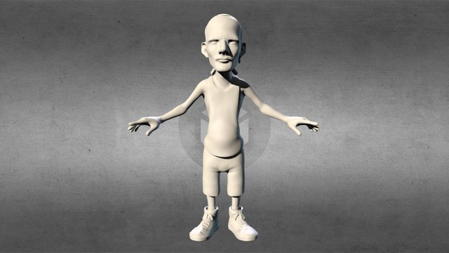 my avatar 3D Model