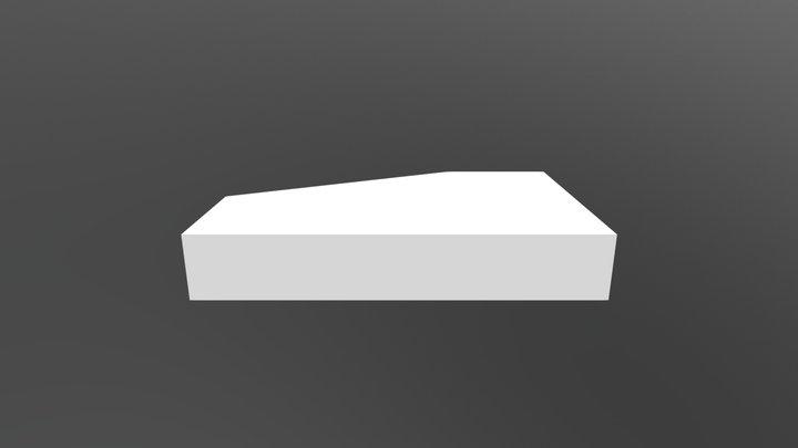 Vertical Wing 3D Model