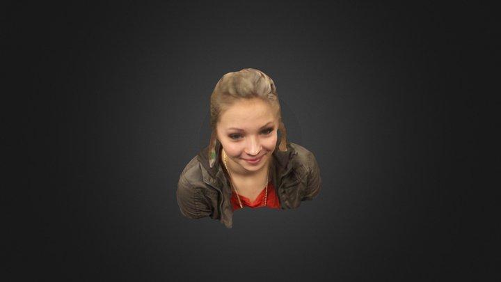 Rebekah 3D Model