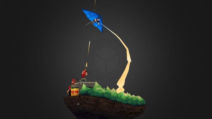FarCry3_Diorama.zip 3D Model