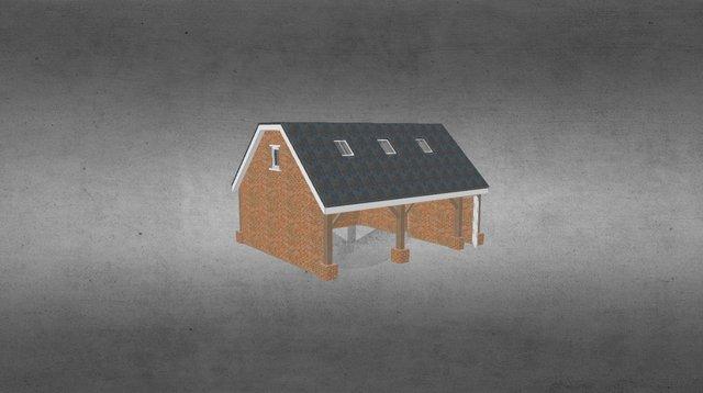 13 Tormarton Road Garage 3D Model