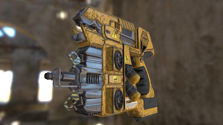 Welder 3D Model
