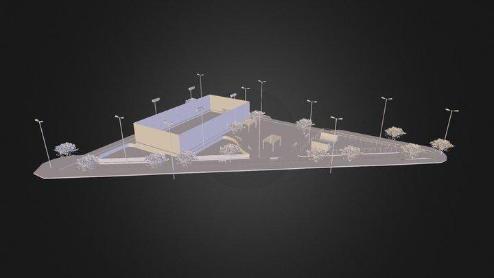 PRACA_FULL 3D Model