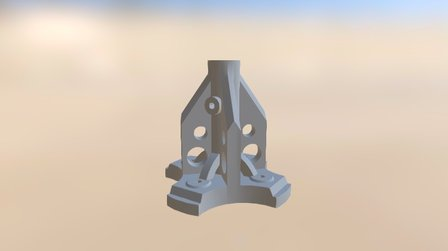 H W1 Darwish 3D Model