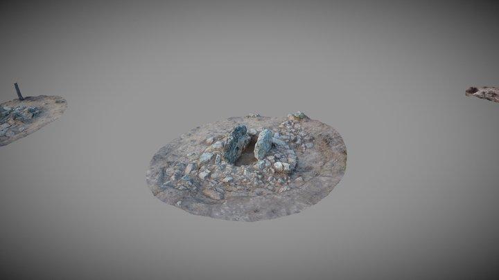 Necrópolis tumular (Caseres, Terra Alta) 3D Model