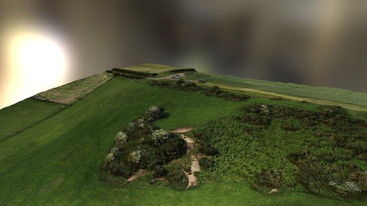 Kaims, Northumberland 3D Model