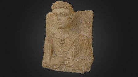 MALIKU OF PALMIRA. Fotogrametría 3D Model