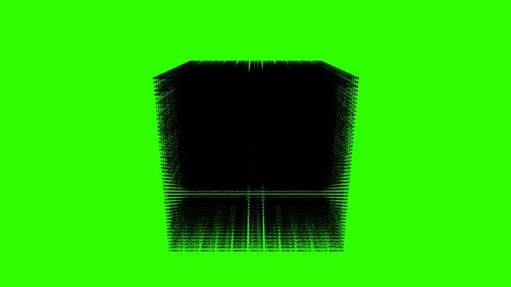 01 Bit Block 3D Model