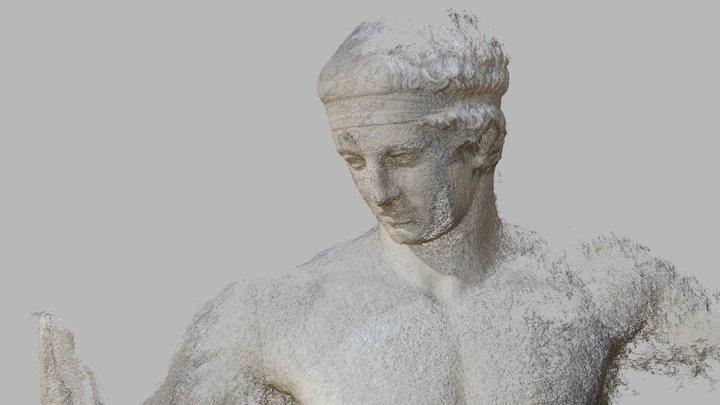 Greek dude 3D Model