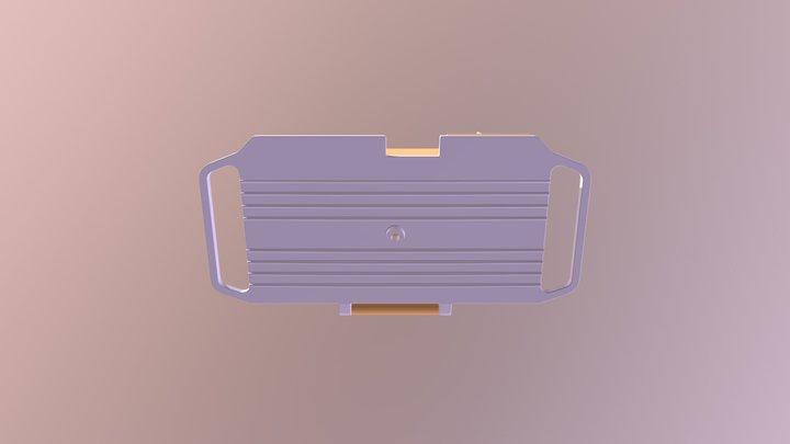 BOX CASTING 3D Model