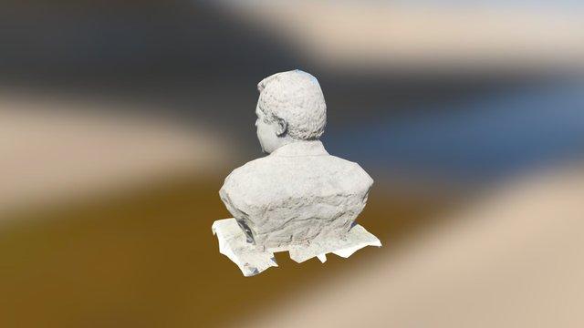 Monumento Colosio Hermosillo 3D Model