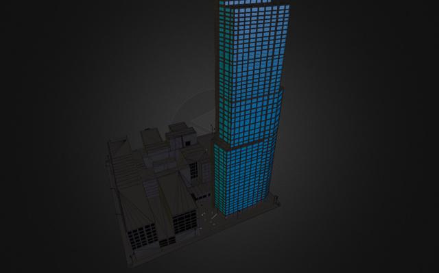 district3 3D Model