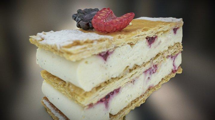 3D cake 3D Model