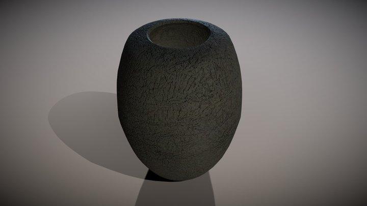 MudMud Tribal Art Component 3 3D Model
