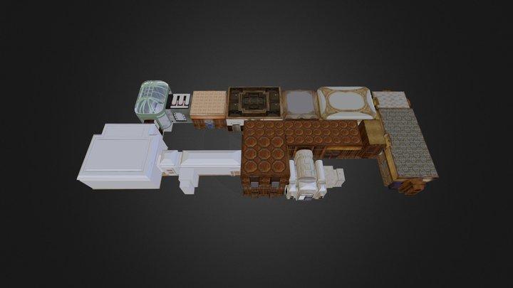 Cooper Hewitt: Main Floor 3D Model