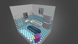 Banheiro 3D Model