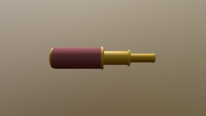 Spyglass WIP 3D Model